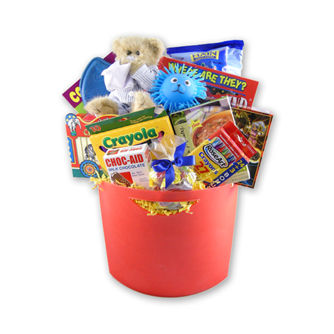 Feel Better - Kids Gift Basket
