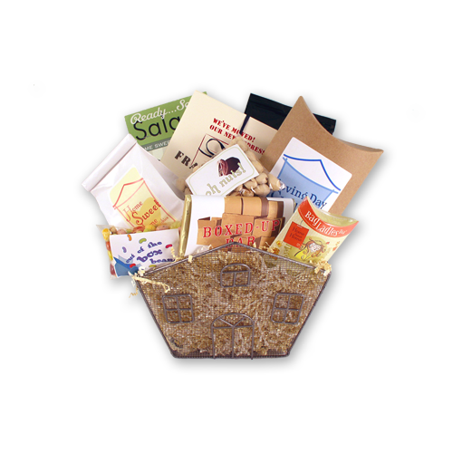 Home Sweet Home - Housewarming Gift Basket