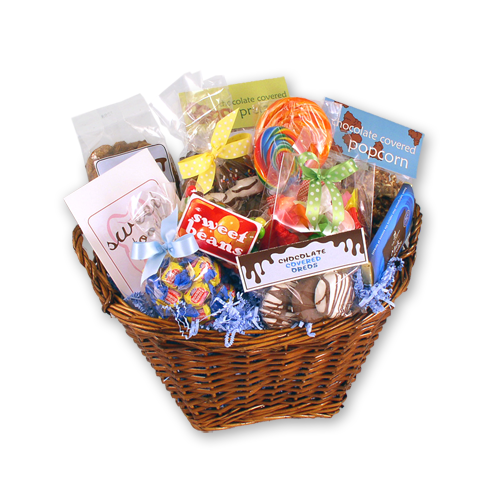 Sweet Tooth - Candy Gift Basket