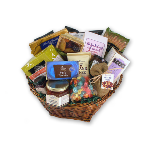 Thinking of You - Edible Gift Basket