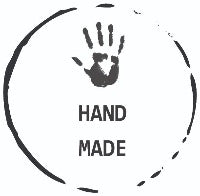 Hand made product