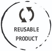Reusable product