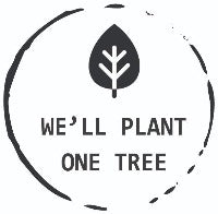 We will plant one tree
