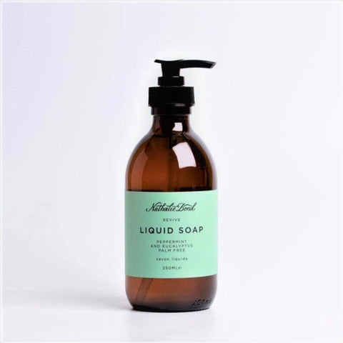 Peppermint & Eucalyptus Liquid Hand Soap