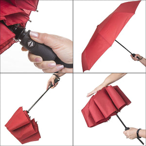 AYL Windproof Travel Umbrella Small - with Teflon Coating (Starry Night)