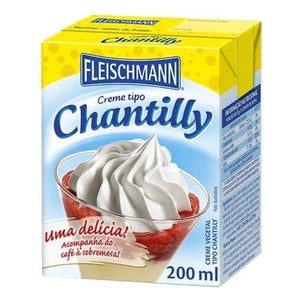 Creme Chantilly Fleischmann 200ml P0109S