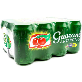 Guarana Antarctica Pack 12 Latas 350ml - Limitado a 1 Pack por compra P0114S