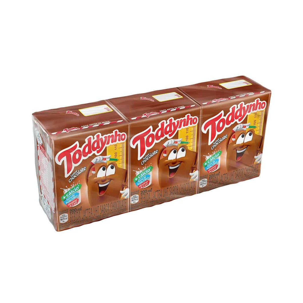 Toddynho 200ml 3 units Toddy P0060S