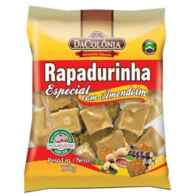 Rapadura Especial Da Colonia 160g - Things of Brazil