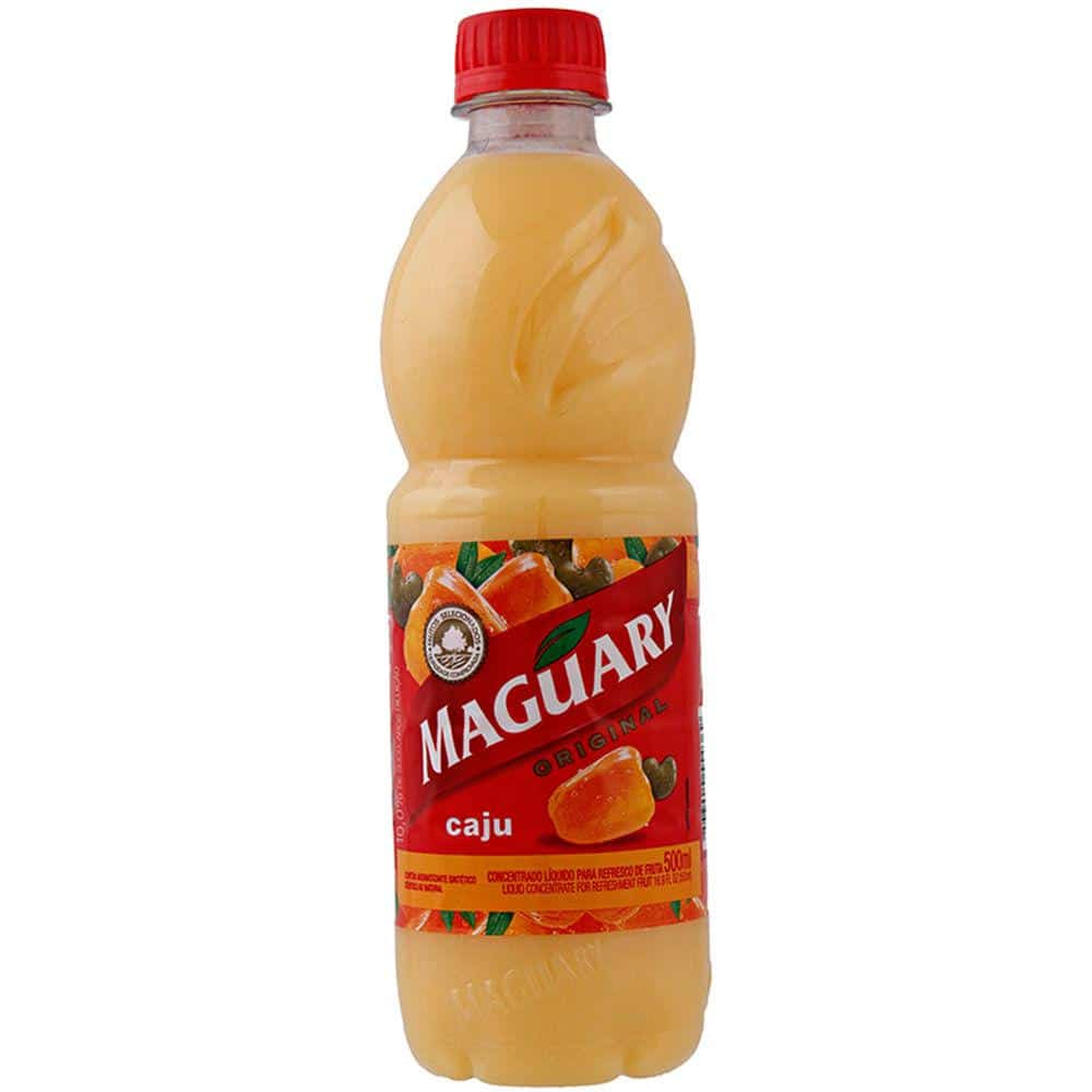 Suco Maguary Concentrado Caju 500 ml - Things of Brazil