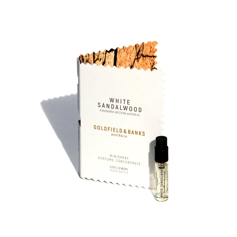 White Sandalwood 1.5ml sample