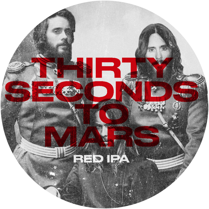 Thirty Seconds To Mars | Red IPA