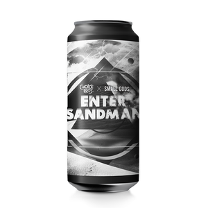Enter Sandman | Session Pastry Stout | 440ml Can