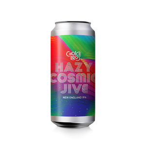 Hazy Cosmic Jive | New England IPA | 440ml Can