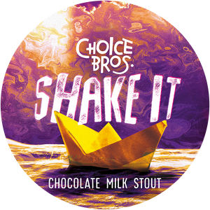Shake It | Chocolate Milk Stout