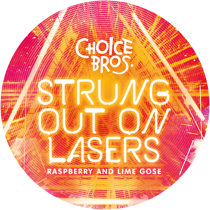 Strung Out On Lasers | Raspberry And Lime Gose