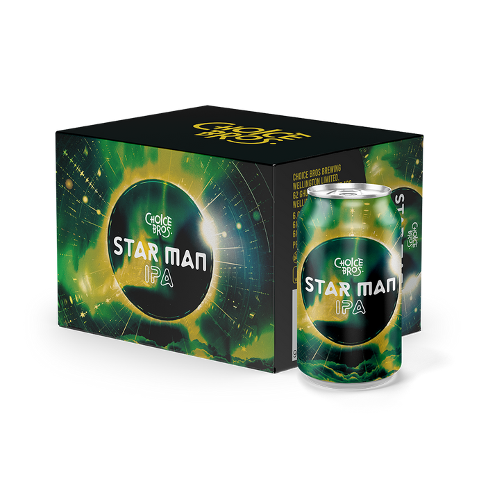 Star Man IPA | IPA | Six Pack