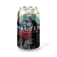 Load image into Gallery viewer, Helden | German Pilsner | 330ml Can