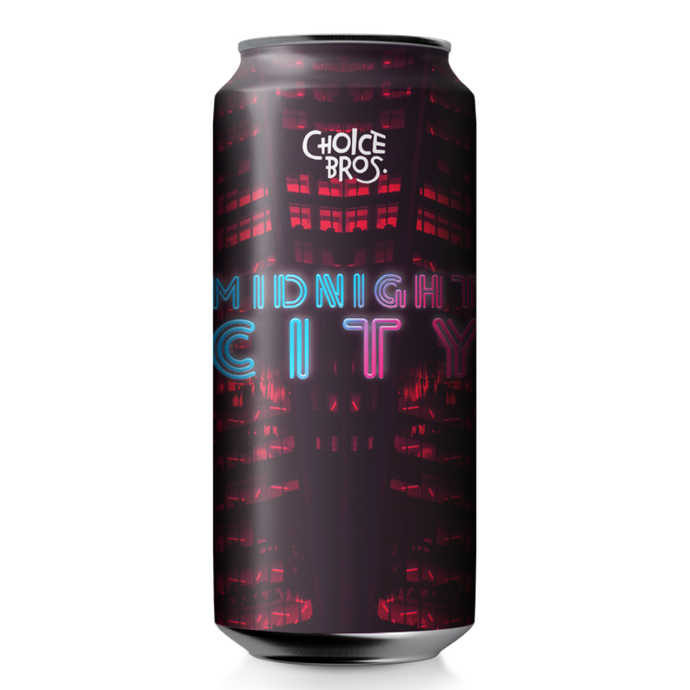 Midnight City | Chocolate Praline Stout | 440ml Can