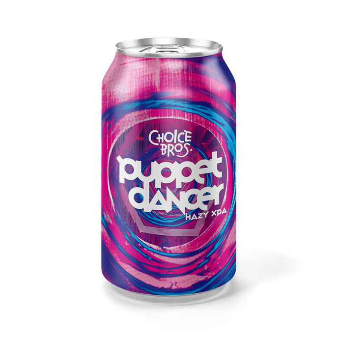 Puppet Dancer | Hazy XPA | 330ml Can