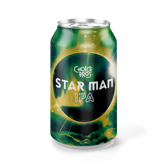 Star Man IPA | IPA | 330ml Can