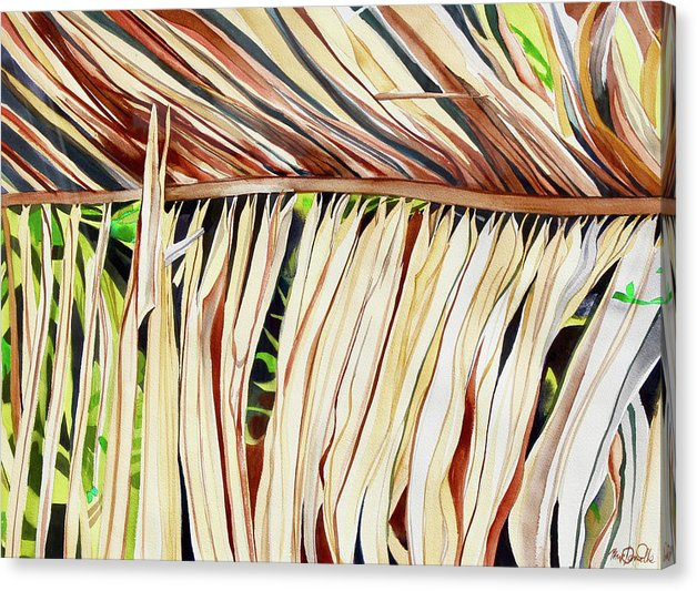 Frond - Canvas Print
