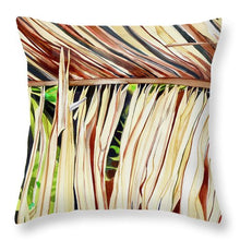 Load image into Gallery viewer, Frond - Throw Pillow