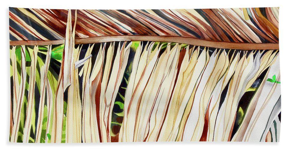 Frond - Beach Towel