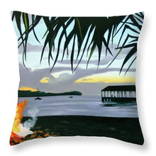Load image into Gallery viewer, Afterglow - Throw Pillow
