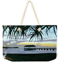 Load image into Gallery viewer, Afterglow - Weekender Tote Bag