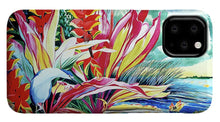 Load image into Gallery viewer, Blue Heron - Phone Case