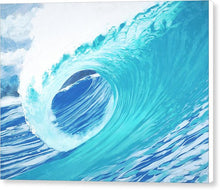 Load image into Gallery viewer, Dream Wave - Canvas Print