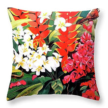 Load image into Gallery viewer, Garden Island 1 - Throw Pillow