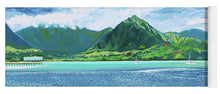 Load image into Gallery viewer, Hanalei Bay - Yoga Mat