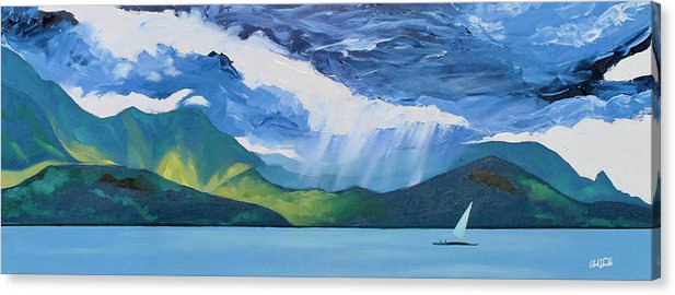 Hanalei Light - Canvas Print