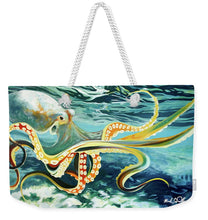 Load image into Gallery viewer, He'e - Weekender Tote Bag