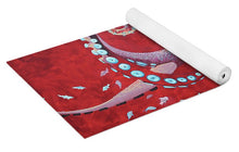 Load image into Gallery viewer, He'e Maroon - Yoga Mat