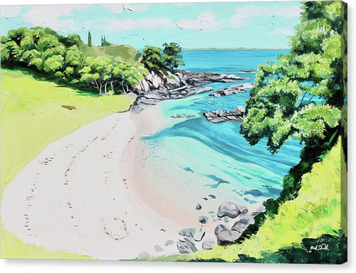 Hidden Cove - Canvas Print