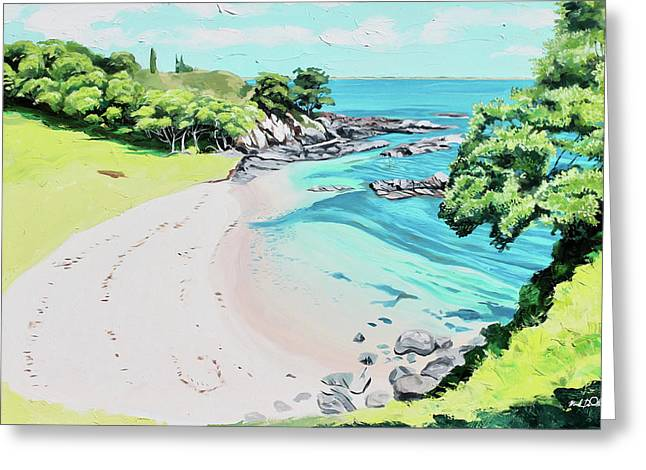 Hidden Cove - Greeting Card