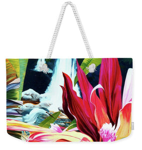 Hidden Falls - Weekender Tote Bag