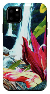 Hidden Falls - Phone Case