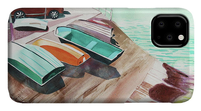 Mangonui Ramp - Phone Case