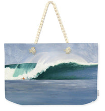 Load image into Gallery viewer, Middles - Weekender Tote Bag