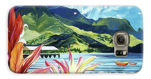 Red Canoe - Phone Case