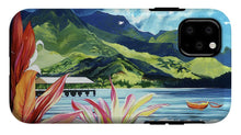 Load image into Gallery viewer, Red Canoe - Phone Case
