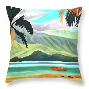 Relax 1 - Throw Pillow