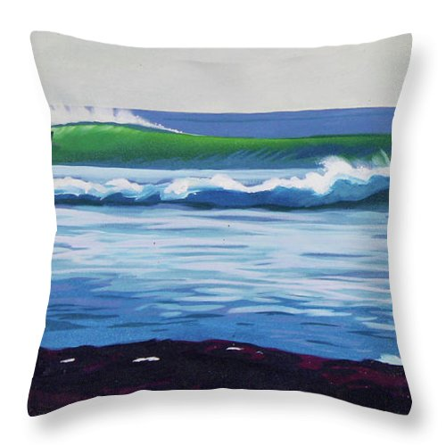 Shippies - Throw Pillow