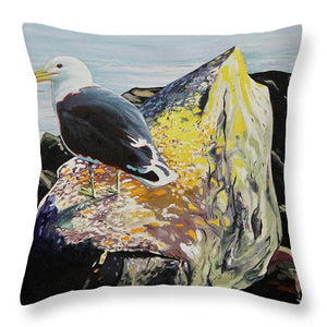 Storm Sails - Throw Pillow