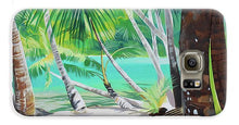 Load image into Gallery viewer, Thinking of Tahiti - Phone Case