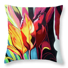 Load image into Gallery viewer, Ti Plant - Throw Pillow